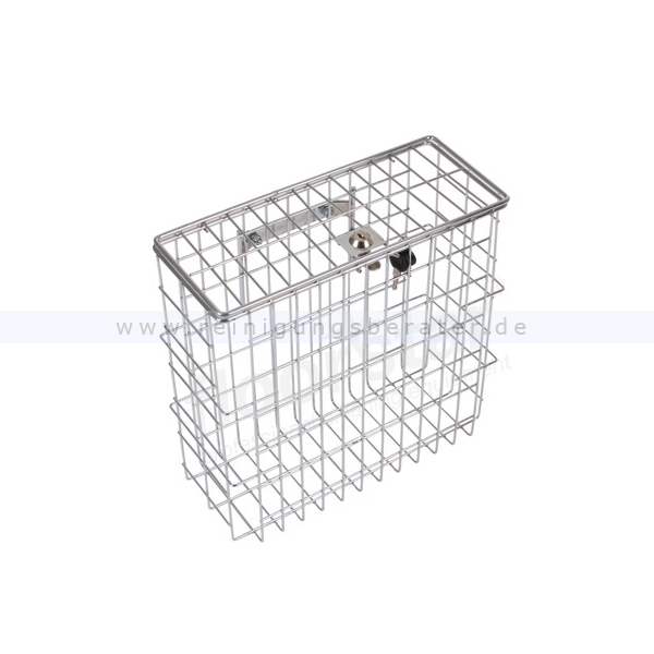 drahtkorb floorstar verchromt. Black Bedroom Furniture Sets. Home Design Ideas
