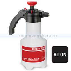 Drucksprühgerät Birchmeier Clean Matic 1.25 P rot Viton