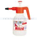 Drucksprühgerät Dr. Schnell für MILIZID, 1,5 L, rot