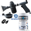Drucksprühgerät SprayWash System Click Drop and Spray Set 4