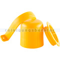 Drucksprühgerät Zubehör SprayWash System Behälter gelb