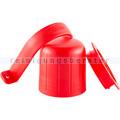 Drucksprühgerät Zubehör SprayWash System Behälter rot