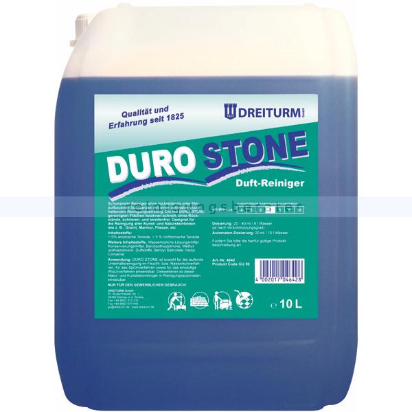 Dreiturm Duro Stone 10 L Duftreiniger für Natur- und Kunststein 4642
