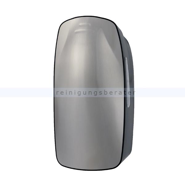 All Care PlastiQline Exclusive Edelstahl/schwarz Duftspender mit Ventilator, batteriebetrieben 5758