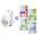 Zusatzbild Duftspender Febreze 3Volution SET mit 4 Sorten & Stecker