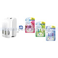 Duftspender Febreze 3Volution SET mit Stecker & 3 Flakons