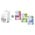 Zusatzbild Duftspender Febreze 3Volution SET mit Stecker & 3 Flakons