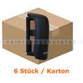 Duftspender KATRIN Kunststoff schwarz 6 Stück/Karton