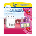 Duftspender P&G Febreze 3Volution Starterkit Thai Orchidee