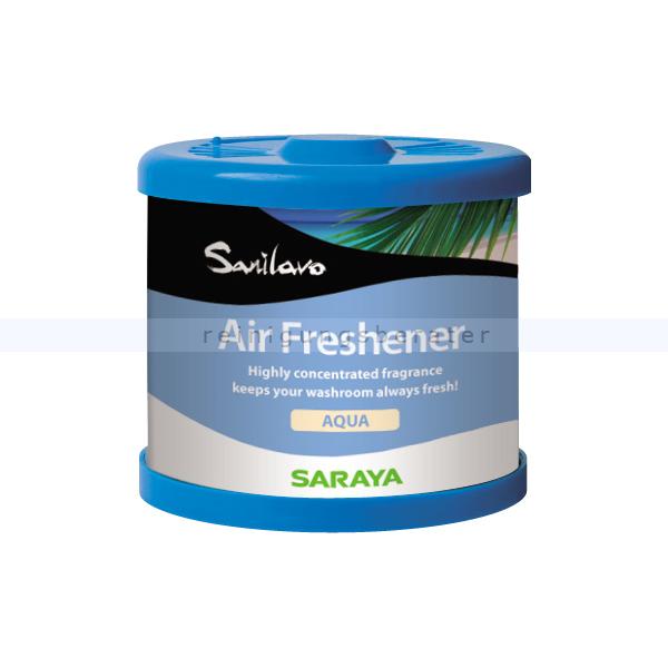 Duftspender Saraya Sanilavo Air Aqua für langanhaltende frische im Raum 56122