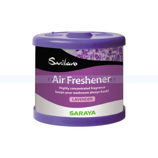 Duftspender Saraya Sanilavo Air Lavendel für langanhaltende frische im Raum 56121