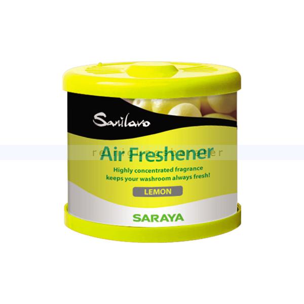 Duftspender Saraya Sanilavo Air Zitrone für langanhaltende frische im Raum 56119
