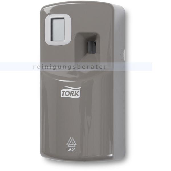 SCA Tork 256055 Spender für Lufterfrischer Spray grau taggenau programmierbar, Image Design Linie