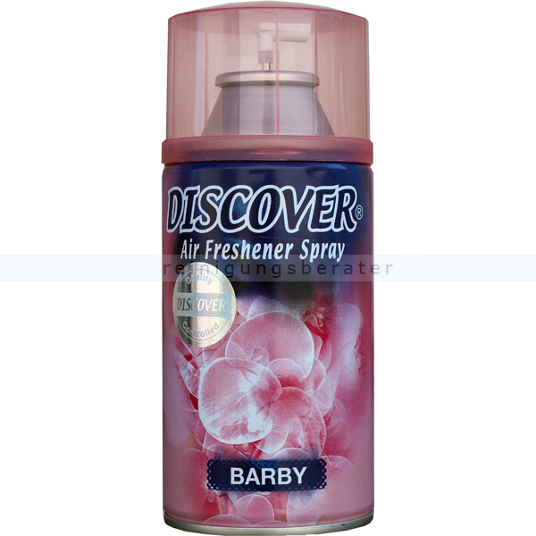 Duftspray Discover Barby - sanftes angenehmes Parfüm 320 ml