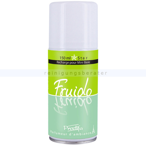 Duftspray Prodifa Nachfüller Fruido 150 ml Spray