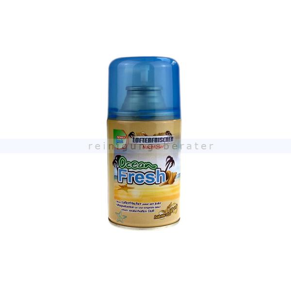 Reinex Duftpray Ocean 250 ml Nachfüller für Duftspender Nachfüller für automatischen Duftspender 8640