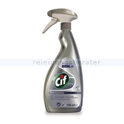 Edelstahlreiniger Diversey Cif Professional 750 ml