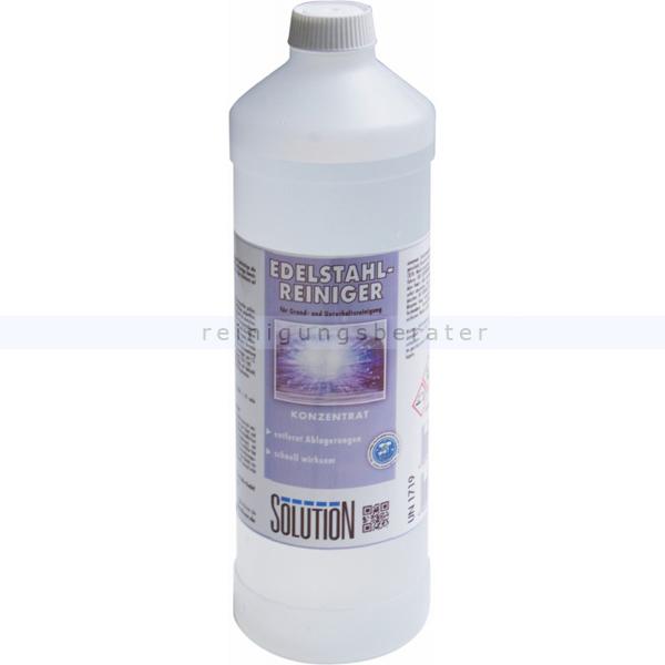 Edelstahlreiniger Solution Glöckner Konzentrat 1 Liter