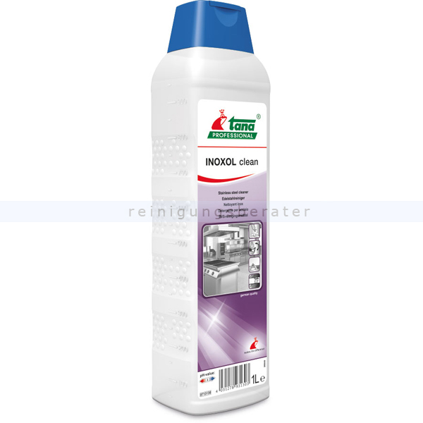 Edelstahlreiniger Tana INOXOL clean 1 L