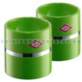 Eierbecher Wesco 2er Set limegreen