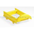 Eimerhalterung TTS für Nick 15 L Einfachfahreimer gelb