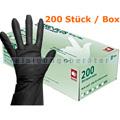 Einmalhandschuhe Ampri Basic Revolution TPE schwarz 200er XXL
