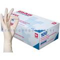 Einmalhandschuhe aus Latex Ampri Eco-Plus weiß XS