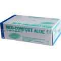 Einmalhandschuhe aus Latex Ampri Med Comfort Aloe mint M