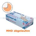 Einmalhandschuhe aus Latex Ampri MED Comfort weiß 300 XL MHD