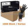 Einmalhandschuhe aus Latex MaiMed Black LX M Karton