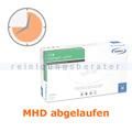 Einmalhandschuhe aus Latex MaiMed soft PF weiß XL MHD