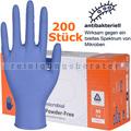 Einmalhandschuhe aus Nitril Abena Excellent Antibakteriell M