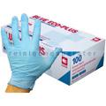 Einmalhandschuhe aus Nitril Ampri Blue Eco-Plus blau XXL