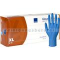 Einmalhandschuhe aus Nitril Ampri Med-Comfort Ultra 300 blau XL
