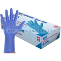Einmalhandschuhe aus Nitril Ampri Med Comfort Blue blau 300 S
