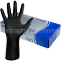 Einmalhandschuhe aus Nitril Ampri pura comfort black L