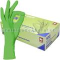 Einmalhandschuhe aus Nitril Ampri Style Apple grün M