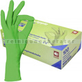 Einmalhandschuhe aus Nitril Ampri Style Apple grün XL