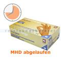 Einmalhandschuhe aus Nitril Ampri Style Orange S MHD
