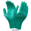 Einmalhandschuhe aus Nitril Ansell TouchNTuff® grün in M