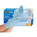 Einmalhandschuhe aus Nitril MaiMed nitril LG PF blau Gr. L