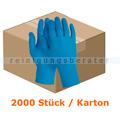 Einmalhandschuhe Kimberly Clark Kleenguard G10 Arctic blau S