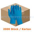 Einmalhandschuhe Kimberly Clark Kleenguard G10 Arctic blau XS