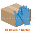 Einmalhandschuhe Kimberly Clark KLEENGUARD G20 blau S