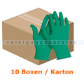 Einmalhandschuhe Kimberly Clark KLEENGUARD G20 grün XS