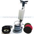 Einscheibenmaschine im Set Clean Track CT 13 GR