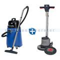 Einscheibenmaschine Numatic HFM 1515 S & Wassersauger ESM-5B