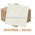 Einschlagpapier Abena gebleicht 34 x 42 cm weiß, Karton