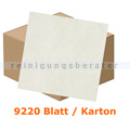 Einschlagpapier Abena gebleicht 42 x 68 cm weiß, Karton