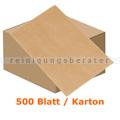 Einschlagpapier Abena ungebleicht 45 x 60 cm braun, Karton